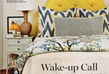 Bedrooms / by Cathy Ringger