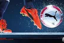 Puma evoPower Football Boots / Puma evoPower footballs