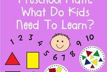 number concepts for preschool