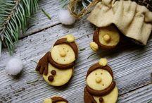 Smaki świątecznej kuchni / o daniach podawanych na swieta
