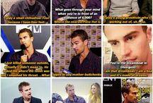 Divergent / by Kelly Hanson