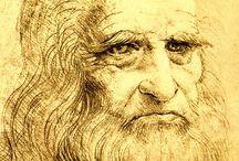 Een beroemde kunstenaar: Leonardo da Vinci