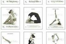 Yoga / More yoga