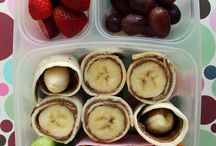Yummy Lunch Solutions / by Jessica Vos West