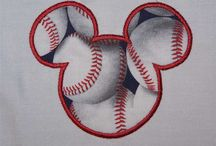 Baseball / by Just Cheer Bows