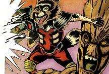 Guardians of the Galaxy / Guardians of the galaxy fan poster.