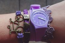 Swatch lust  / by Cez London Fest