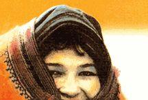 Ella Maillart ! / Ma plus grande inspiration ! La voyageuse à qui je pense ressembler le plus !