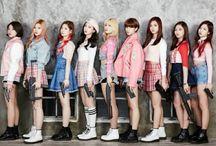 K-Pop Idols