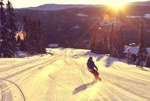 Snowboarding ❄