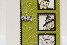 HALLOWEEN CARDS / by Judy Kightlinger