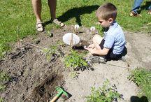 Szamóca Kiskertész / kertészkedés gyerekeknek
