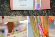 Papel Picado colorful fiesta wedding / Papel Picado colorful fiesta wedding
