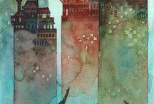 Malerkunst Streetart Ukjente og kjente mesterverk artwork