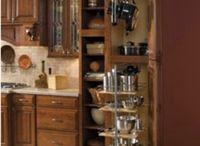 Remodel: Kitchen organization