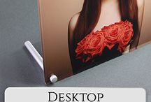 DSCL Desktop Presentation / The Perfect way to add a contemporary image to your Desk at home, or in the office.