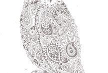 Owl Tattos / by Deborah Rieger