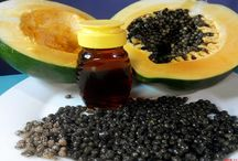 All about how to eat papaya seeds. Uses of papaya seeds