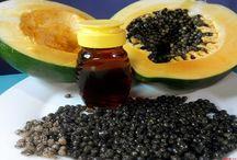 can eat papaya seeds. how to eat papaya seed. used of papaya seeds