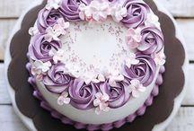 ideias de decoração de bolos