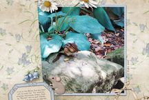 Kristmess Designs: CT Inspiration / A shared board featuring layouts from the  wonderful Kristmess Designs Creative Team for inspiration using my digital kits.