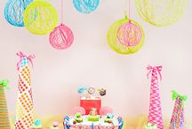party ideas / by Ashley Wallace