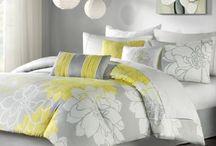 Bedroom ideas / by Jessica Sanders