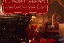 Christmas 2013 / by Teri Lynne Underwood