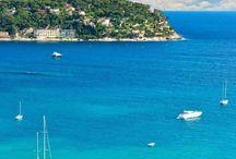 Côte d'Azur :) Onde eu estava agora tão bem... / Viagens, feitas e a fazer