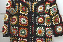 tığla motifler granny square