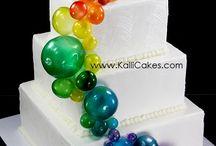 cake ideas / cakes decorating making designs