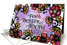 Feel Better Get Well Cards
