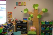 Classroom decorating / by Janice Miller