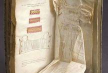 Antigüedades de costura.