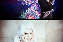 Tokyo ghoul cosplayer