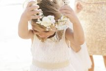 Flower girl dresses / by Patricia Paxton