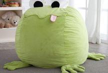 Hoppy Frog Stuff / Cool & Cute frog stuff