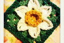 Crochet / by Ivy Leatherbarrow