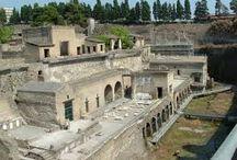 Pompeii & Herculaneum History/Artifacts