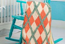 Quilts, Blankets, & Sheets / by Stubbornly Crafty