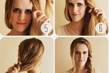 Peinados+maquillajes