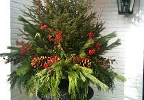 ✪ DIY Winter :: Outdoor / Everything related to DIY outdoor decor for Winter. DIY wreaths, porch decorations, backyard projects and so on.