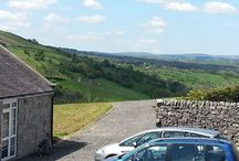 Oak Holiday Cottage View of the Peak District