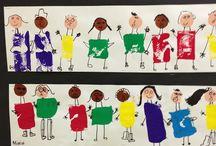 Kunst und Kinder