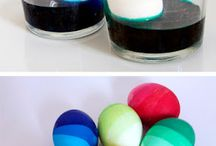 Easter fun and DIY