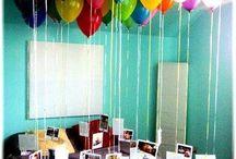 Best Friend Birthday Presents / by Krystin Guild
