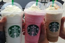 Starbucks / COFFFFEEE!!