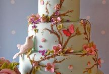 Lovely cakes  :D  / Cakes that I want to do in the future!