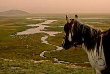 China XinJiang 中國 北疆 / The amazing landscape in far west China- Xinjiang. 北疆的風景地貌分享。