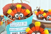 Thanksgiving / Ideas to make every Thanksgiving special and memorable.